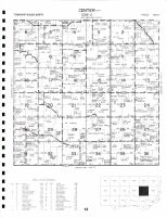 Center Township, Elvira, Clinton County 1981