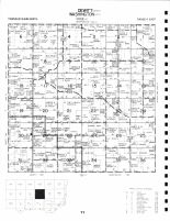 DeWitt and Washington Townships, Clinton County 1981