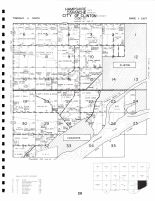 Hampshire and Camanche Township, Clinton City, Clinton County 1981