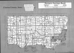 Index Map, Clinton County 1994
