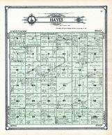 Hayes Township, Crawford County 1908