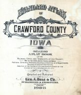 Title Page, Crawford County 1908