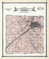 Denison Township, Crawford County 1920