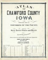 Title Page, Crawford County 1920