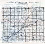 County Map, Crawford County 193x