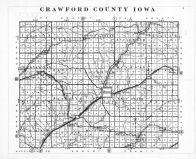 Crawford County Map, Crawford County 195x