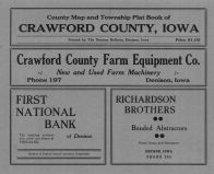 Title Page, Crawford County 195x