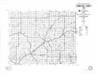 Crawford County Highway Map