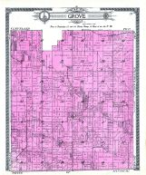 Grove Township, Davis County 1912