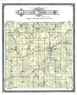 Lick Creek Township, Davis County 1912