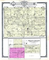 Roscoe Township, West Grove, Davis County 1912