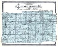 West Grove Township, Davis County 1912