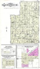 Wyacondah Township, Mark, Lunsford City, Drakesville, Davis County 1912