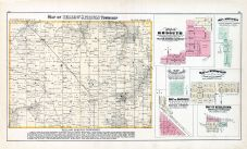 Yellow Springs Township, Kossuth, Northfield, Pleasant Grove, Mediapolis, Danville, Middletown, Des Moines County 1873