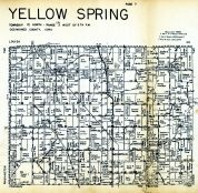 Yellow Spring Township, Des Moines County 1949