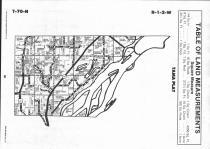 Map Image 012, Des Moines County 1993