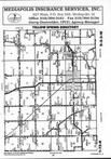 Map Image 001, Des Moines County 1994