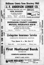 Dickinson County 1960