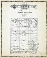 Dubuque Township - Mineral Lots 1, Dubuque County 1906