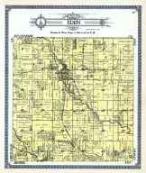 Eden Township, Fayette County 1916