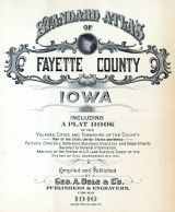 Title Page, Fayette County 1916