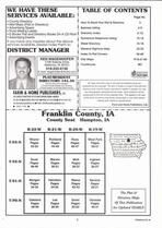 Index Map, Franklin County 2007