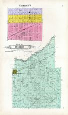 Fisher, Farragut, Fremont County 1891