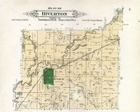 Riverton Township, Fremont County 1891