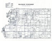 Madison Township, Fremont County 1940