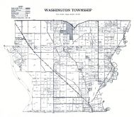 Washington Township, Fremont County 1940