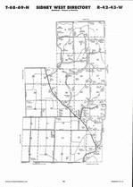 Map Image 008, Fremont County 2006