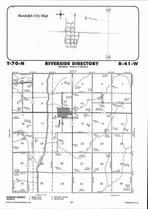 Map Image 024, Fremont County 2006