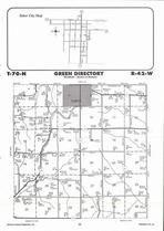 Map Image 025, Fremont County 2006