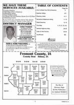 Index Map, Fremont County 2007