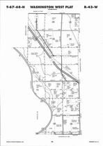 Map Image 003, Fremont County 2007