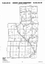 Map Image 008, Fremont County 2007