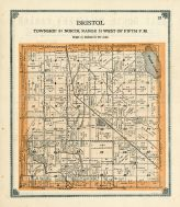 Bristol Township, Greene County 1909