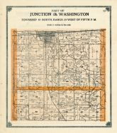 Junction and Washington Townships, Greene County 1909