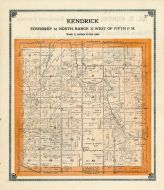 Kendrick Township, Greene County 1909