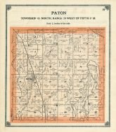 Paton Township, Greene County 1909