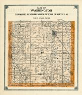 Washington Township, Greene County 1909