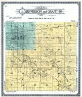 Jefferson and Grant Township, Greene County 1917