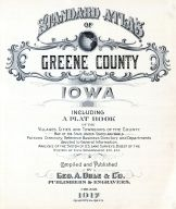 Title Page, Greene County 1917
