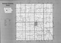 Index Map, Greene County 1993