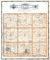 Clay Township, Grundy County 1911