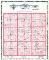 German Township, Grundy County 1911