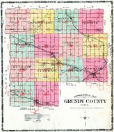 Index Map, Grundy County 1911