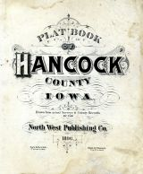 Title Page, Hancock County 1896