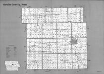 Index Map, Hardin County 1993