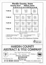 Table of Contents, Hardin County 1993